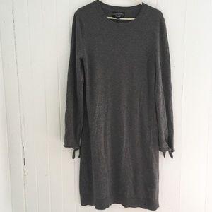 Banana Republic Filpucci Grey Sweater Dress